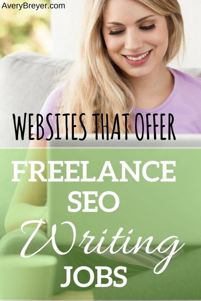 websites that offer freelance seo writing jobs
