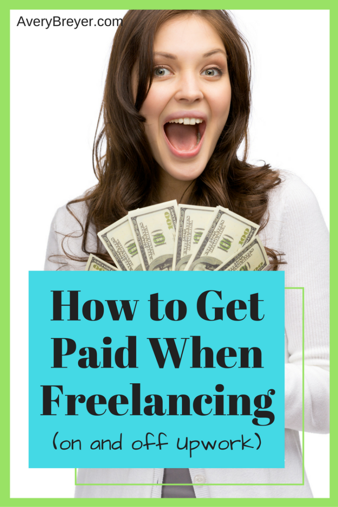 How to get paid when freelancing on and off upwork