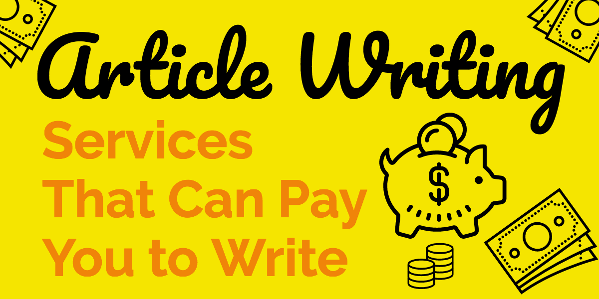 List of writing services